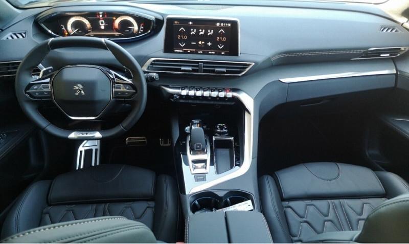 Photo 9 de l'offre de PEUGEOT 3008 2.0 BLUEHDI 180CH S&S GT EAT8 à 40200€ chez YM Automobiles
