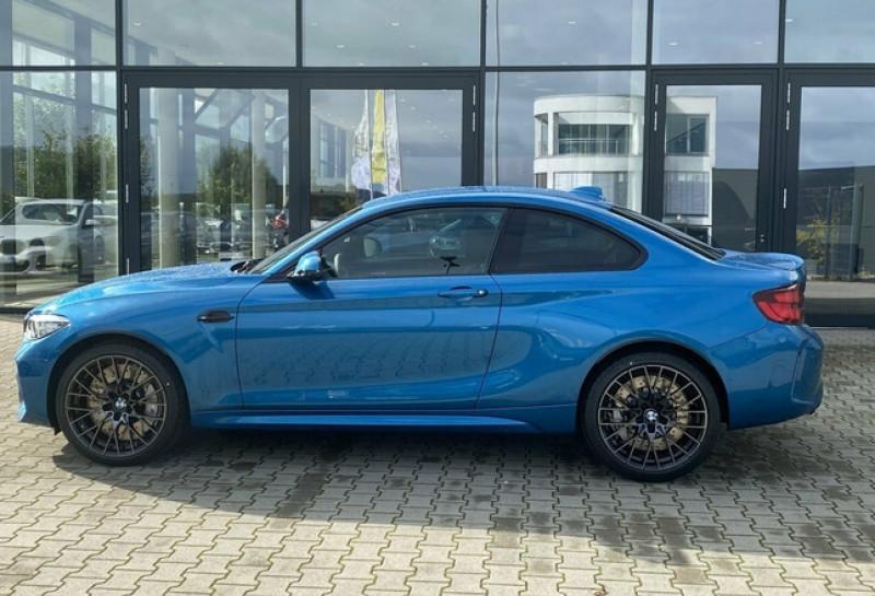 Photo 3 de l'offre de BMW M2 COUPE (F87) 3.0 410CH COMPETITION M DKG 29CV à 85500€ chez YM Automobiles