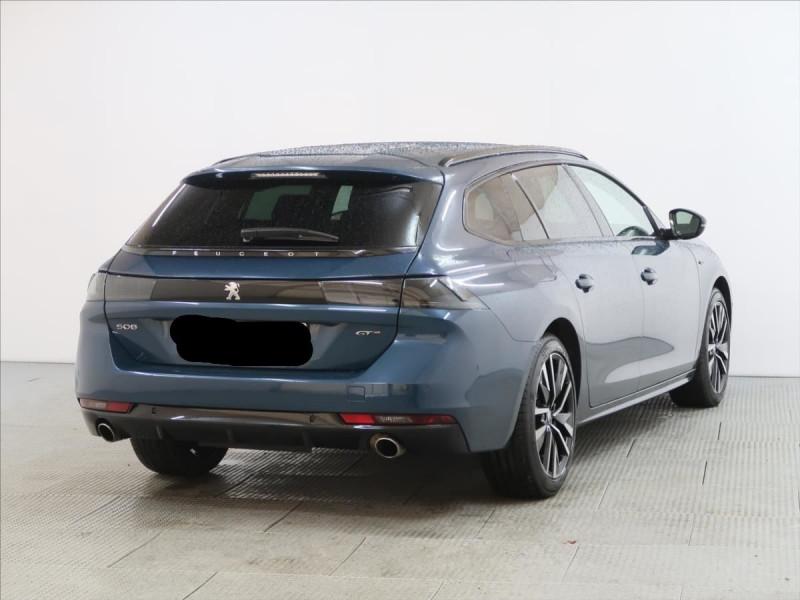 Photo 3 de l'offre de PEUGEOT 508 SW PURETECH 225CH S&S GT EAT8 119G à 31000€ chez YM Automobiles
