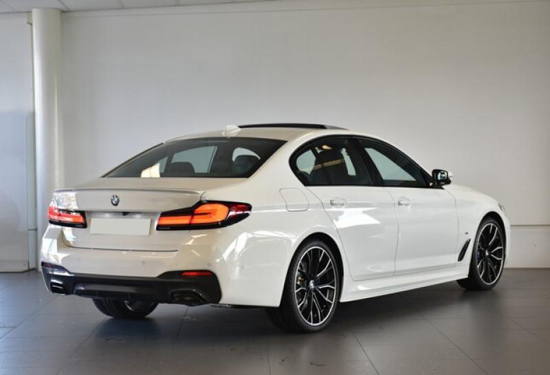 Photo 6 de l'offre de BMW SERIE 5 (G30) 520DA XDRIVE 190CH M SPORT STEPTRONIC EURO6D-T 117G à 58600€ chez YM Automobiles
