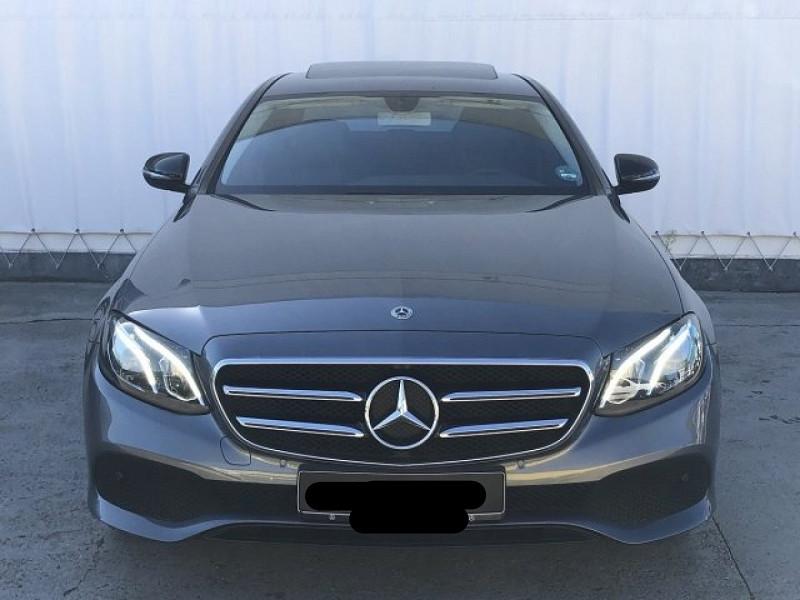 Mercedes-Benz CLASSE E (W213) 220 D 194CH AVANTGARDE LINE 9G-TRONIC EURO6D-T-EVAP-ISC Diesel GRIS Occasion à vendre