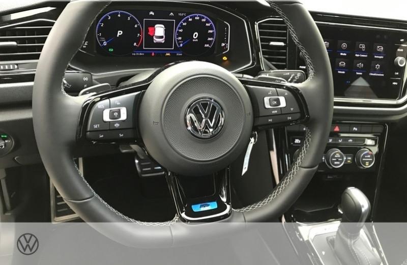 Photo 18 de l'offre de VOLKSWAGEN T-ROC 2.0 TSI 300CH R 4MOTION DSG7 EURO6D-T à 47465€ chez YM Automobiles