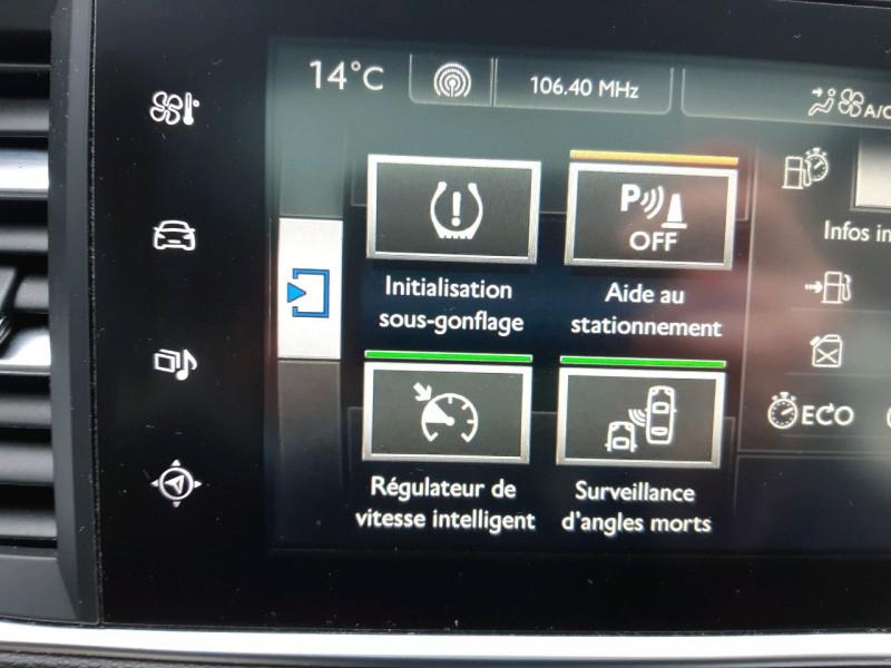 Photo 9 de l'offre de PEUGEOT 308 SW 1.6 BLUEHDI 120CH ALLURE S&S EAT6 à 12990€ chez Carlyss automobiles Vitré