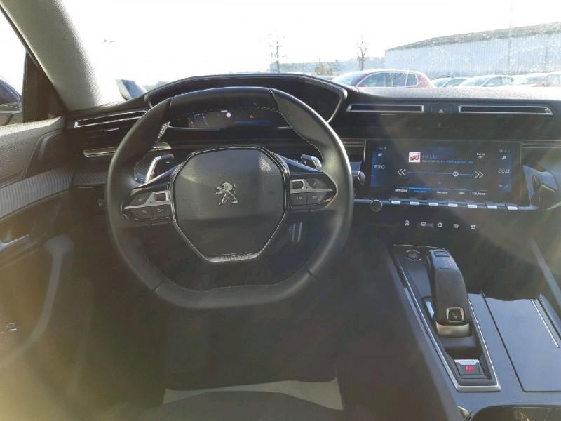 Photo 5 de l'offre de PEUGEOT 508 SW BLUEHDI 130CH S&S ALLURE EAT8 à 25990€ chez Carlyss automobiles Vitré