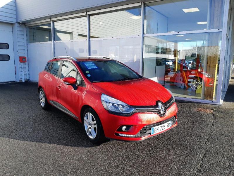 Photo 1 de l'offre de RENAULT CLIO IV ESTATE 1.5 DCI 90CH ENERGY BUSINESS 82G à 9490€ chez Carlyss automobiles Vitré