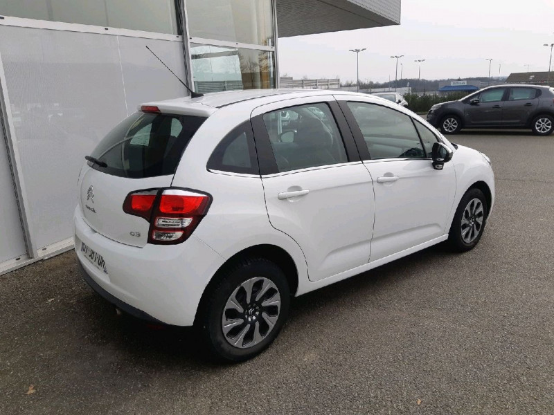 Photo 2 de l'offre de CITROEN C3 1.6 BLUEHDI100 CONFORT BUSINESS S&S 79G à 9290€ chez Carlyss automobiles Vitré