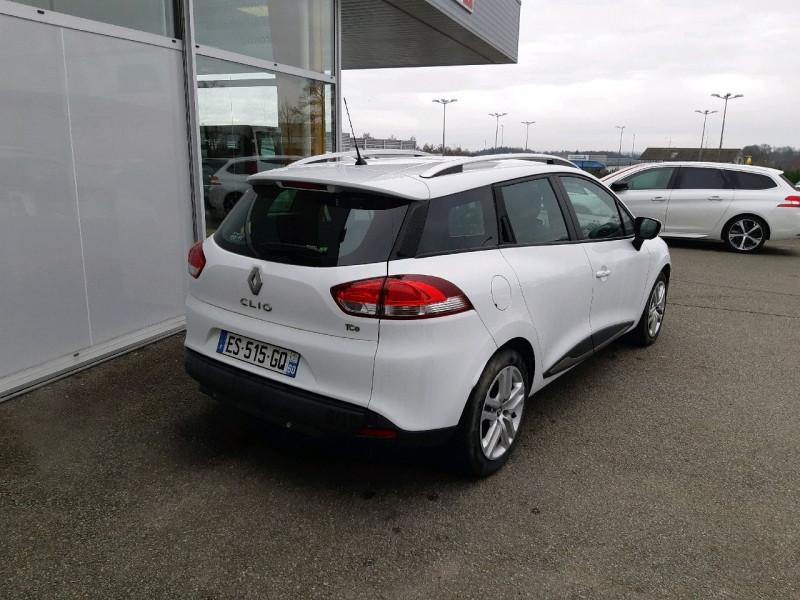 Photo 3 de l'offre de RENAULT CLIO IV ESTATE 0.9 TCE 90CH ENERGY BUSINESS à 11990€ chez Carlyss automobiles Vitré