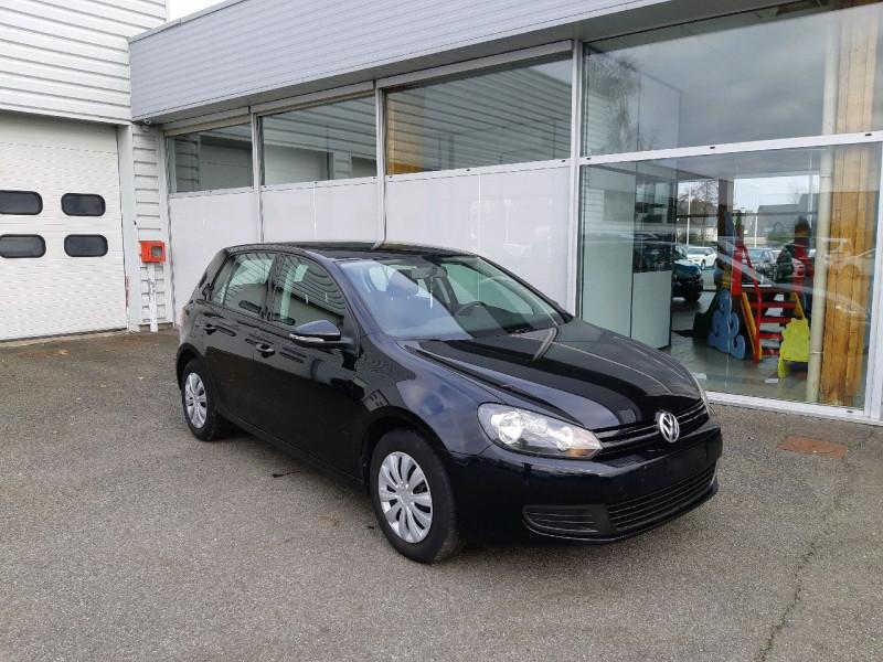 Volkswagen GOLF VI 1.2 TSI 85CH TRENDLINE 5P Essence NOIR Occasion à vendre