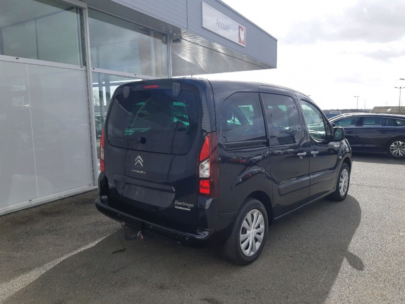 Photo 3 de l'offre de CITROEN BERLINGO BLUEHDI 100CH FEEL à 12790€ chez Carlyss automobiles Vitré