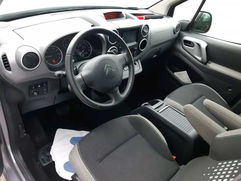 Photo 6 de l'offre de CITROEN BERLINGO BLUEHDI 100CH FEEL S&S ETG6 à 13790€ chez Carlyss automobiles Vitré