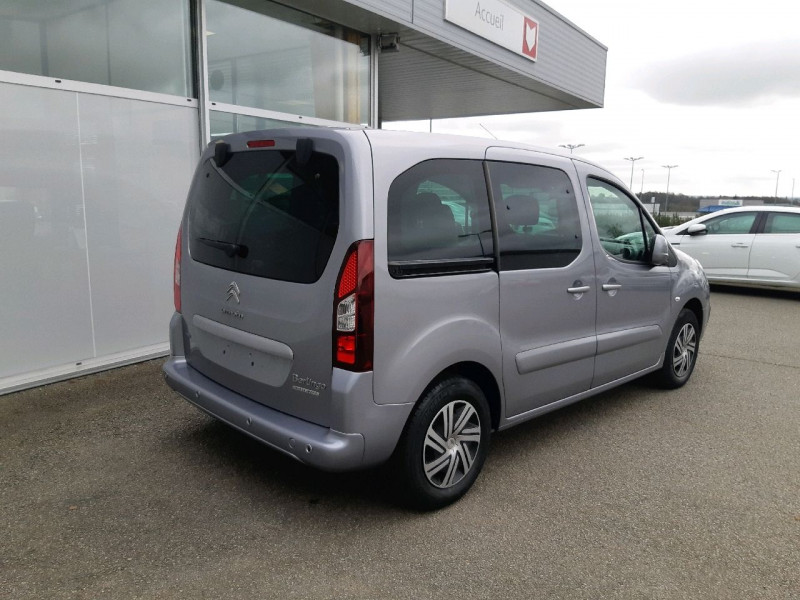 Photo 3 de l'offre de CITROEN BERLINGO BLUEHDI 100CH FEEL S&S ETG6 à 13790€ chez Carlyss automobiles Vitré