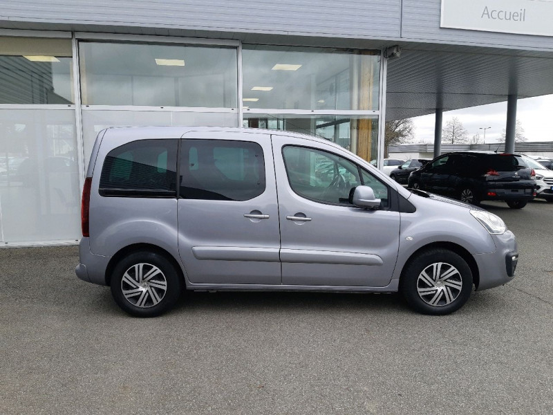 Photo 2 de l'offre de CITROEN BERLINGO BLUEHDI 100CH FEEL S&S ETG6 à 13790€ chez Carlyss automobiles Vitré