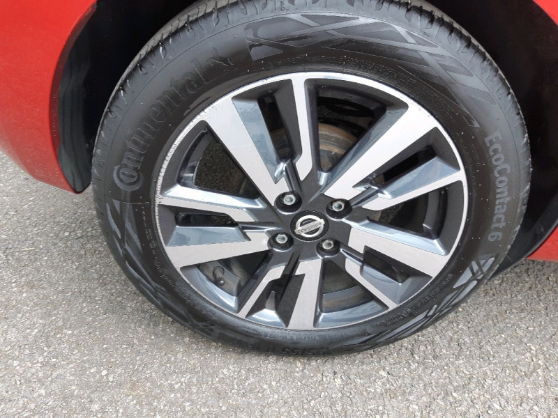 Photo 4 de l'offre de NISSAN MICRA 1.5 DCI 90CH N-CONNECTA à 10490€ chez Carlyss automobiles Vitré