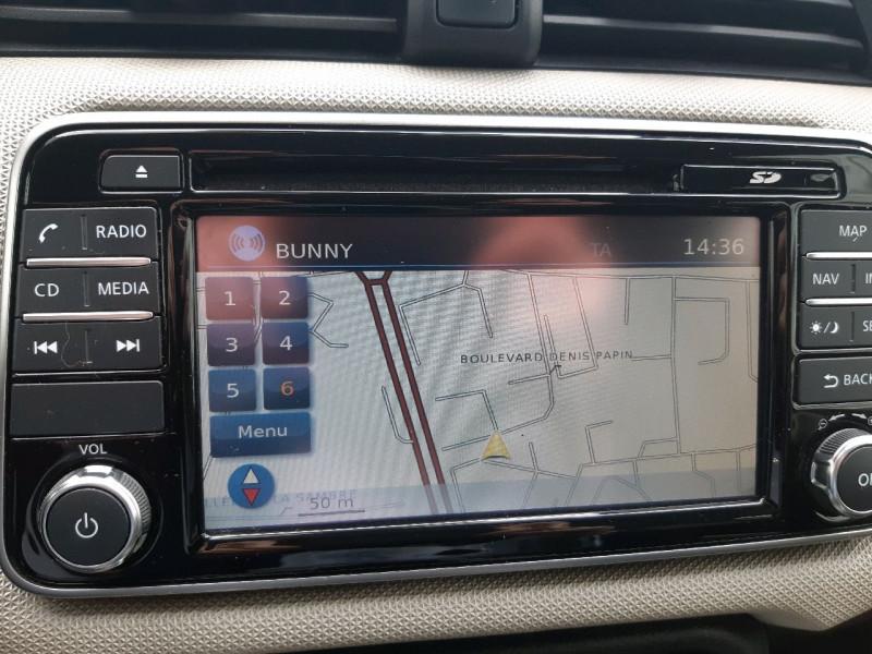 Photo 10 de l'offre de NISSAN MICRA 1.5 DCI 90CH N-CONNECTA à 10490€ chez Carlyss automobiles Vitré
