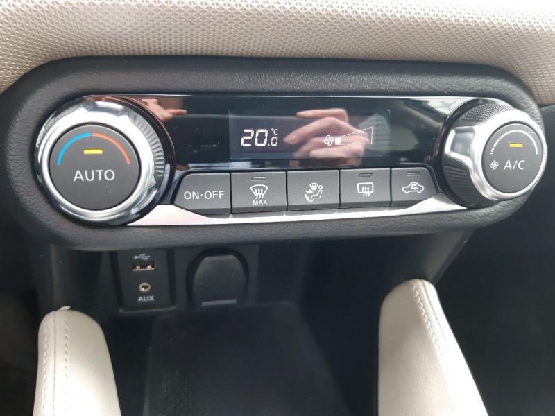 Photo 9 de l'offre de NISSAN MICRA 1.5 DCI 90CH N-CONNECTA à 10490€ chez Carlyss automobiles Vitré