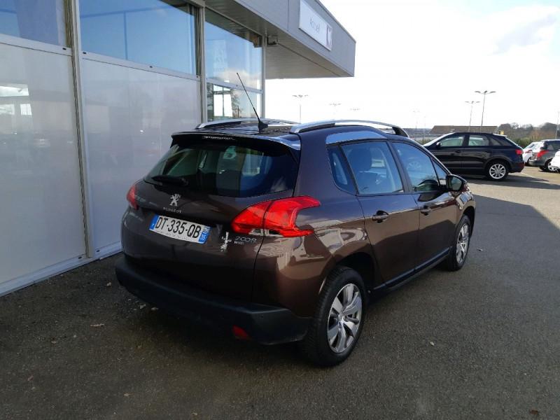 Photo 3 de l'offre de PEUGEOT 2008 1.6 E-HDI92 FAP BUSINESS PACK à 7990€ chez Carlyss automobiles Vitré