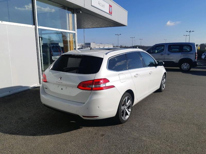 Photo 3 de l'offre de PEUGEOT 308 SW 2.0 BLUEHDI 150CH FELINE S&S à 14290€ chez Carlyss automobiles Vitré