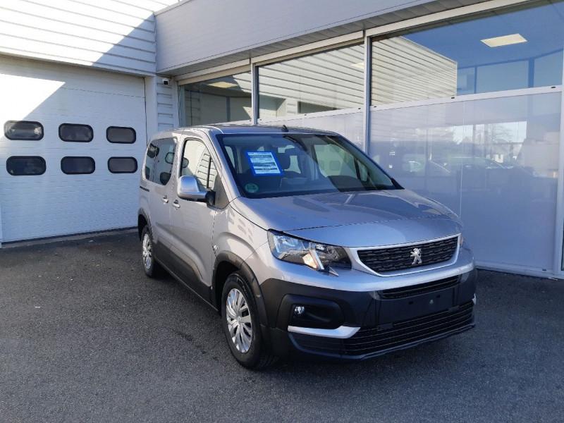 Peugeot RIFTER 1.5 BLUEHDI 100CH S&S STANDARD ACTIVE Diesel GRIS ARTENSE Occasion à vendre