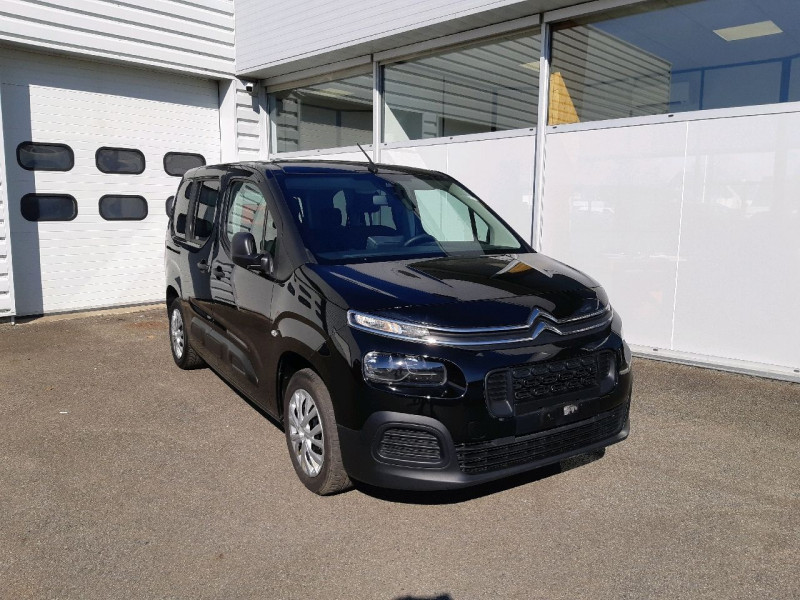 Photo 1 de l'offre de CITROEN BERLINGO M BLUEHDI 100CH FEEL à 14990€ chez Carlyss automobiles Vitré