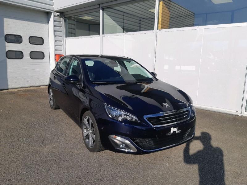 Peugeot 308 2.0 BLUEHDI 150CH ALLURE S&S EAT6 5P Diesel DARK BLUE Occasion à vendre
