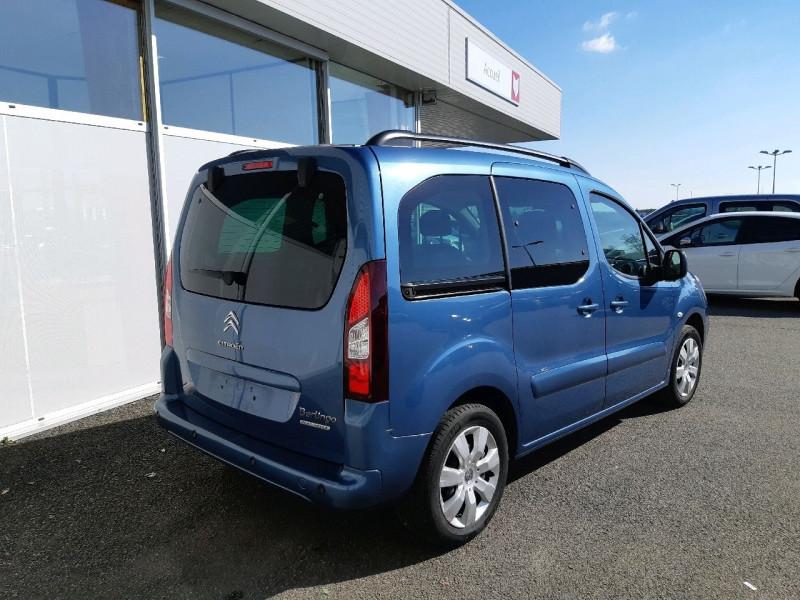 Photo 3 de l'offre de CITROEN BERLINGO BLUEHDI 120CH SHINE S&S à 16490€ chez Carlyss automobiles Vitré