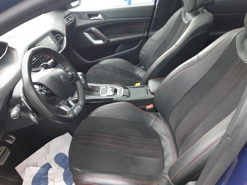 Photo 5 de l'offre de PEUGEOT 308 SW 2.0 BLUEHDI FAP 180CH GT EAT6 à 14990€ chez Carlyss automobiles Vitré