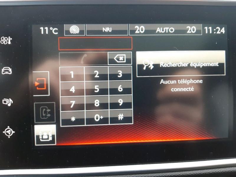 Photo 13 de l'offre de PEUGEOT 308 SW 2.0 BLUEHDI FAP 180CH GT EAT6 à 14990€ chez Carlyss automobiles Vitré