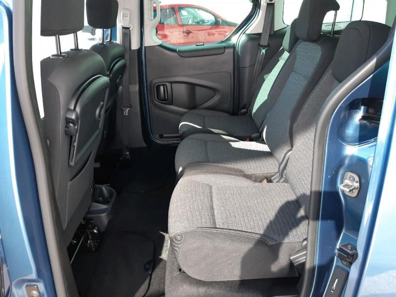 Photo 6 de l'offre de CITROEN BERLINGO BLUEHDI 120CH SHINE S&S à 16490€ chez Carlyss automobiles Vitré