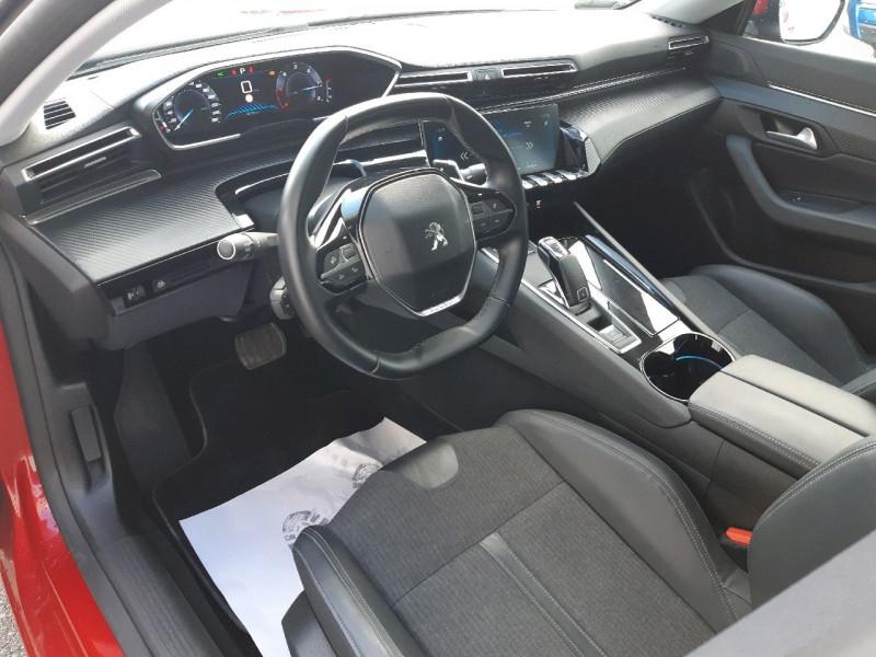 Photo 5 de l'offre de PEUGEOT 508 BLUEHDI 160CH S&S ALLURE EAT8 à 25390€ chez Carlyss automobiles Vitré