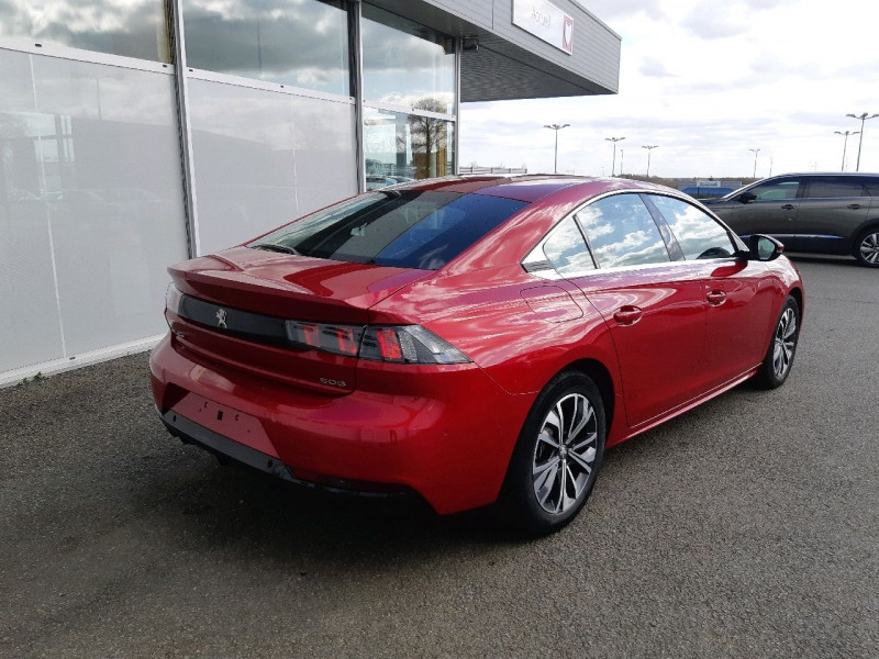 Photo 3 de l'offre de PEUGEOT 508 BLUEHDI 160CH S&S ALLURE EAT8 à 25390€ chez Carlyss automobiles Vitré