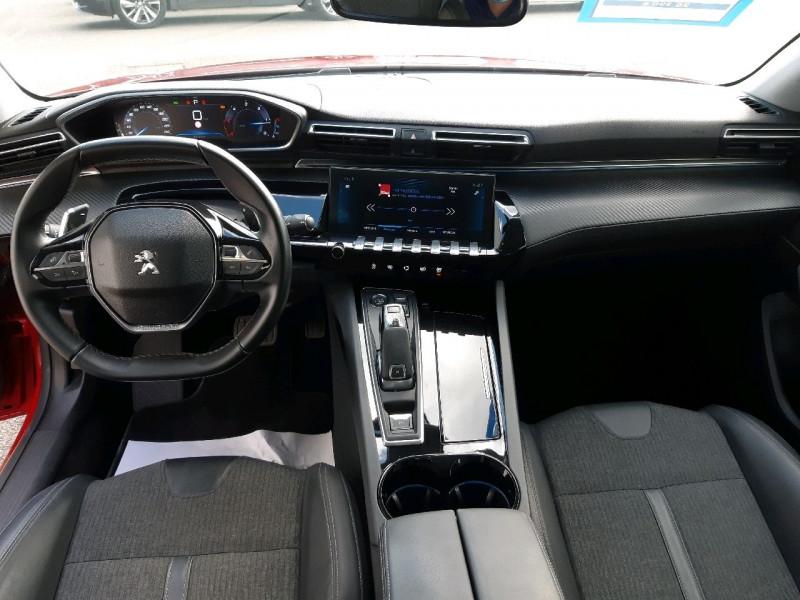 Photo 8 de l'offre de PEUGEOT 508 BLUEHDI 160CH S&S ALLURE EAT8 à 25390€ chez Carlyss automobiles Vitré
