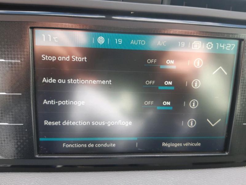 Photo 11 de l'offre de CITROEN C4 PICASSO BLUEHDI 100CH BUSINESS S&S à 10990€ chez Carlyss automobiles Vitré