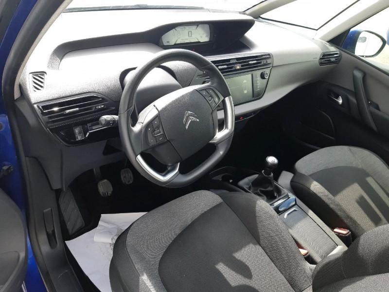 Photo 6 de l'offre de CITROEN C4 PICASSO BLUEHDI 100CH BUSINESS S&S à 10990€ chez Carlyss automobiles Vitré