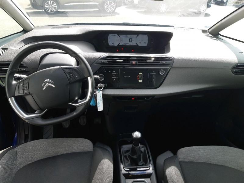 Photo 8 de l'offre de CITROEN C4 PICASSO BLUEHDI 100CH BUSINESS S&S à 10990€ chez Carlyss automobiles Vitré
