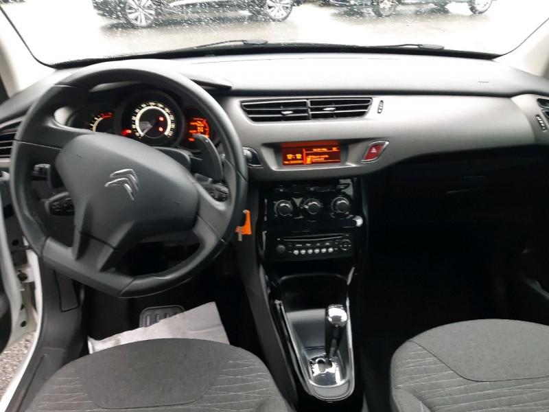 Photo 7 de l'offre de CITROEN C3 1.4 E-HDI70 SELECTION BMP5 à 8790€ chez Carlyss automobiles Vitré
