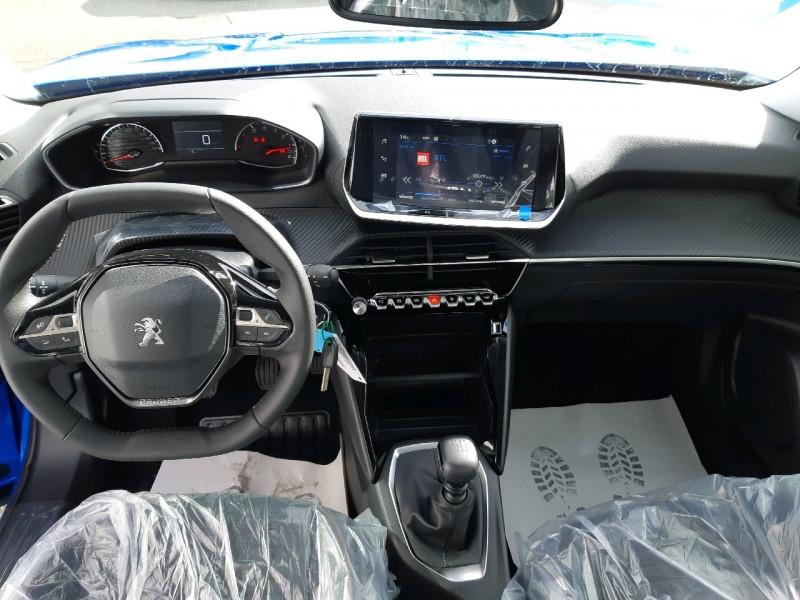 Photo 9 de l'offre de PEUGEOT 2008 1.2 PURETECH 100CH S&S ACTIVE PACK à 20790€ chez Carlyss automobiles Vitré
