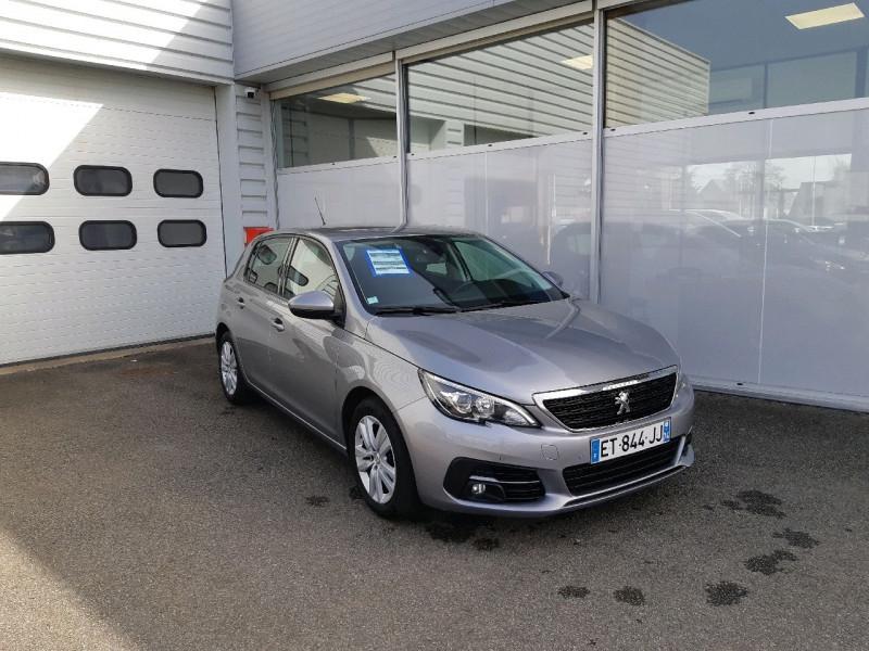 Peugeot 308 1.6 BLUEHDI 100CH S&S ACTIVE BUSINESS Diesel GRIS ARTENSE Occasion à vendre