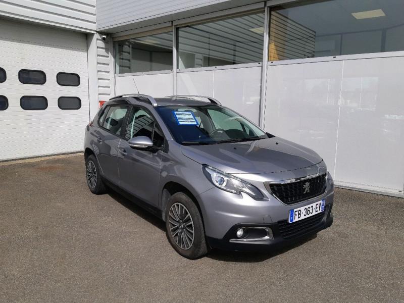 Peugeot 2008 1.2 PURETECH 82CH ACTIVE Essence GRIS ARTENSE Occasion à vendre