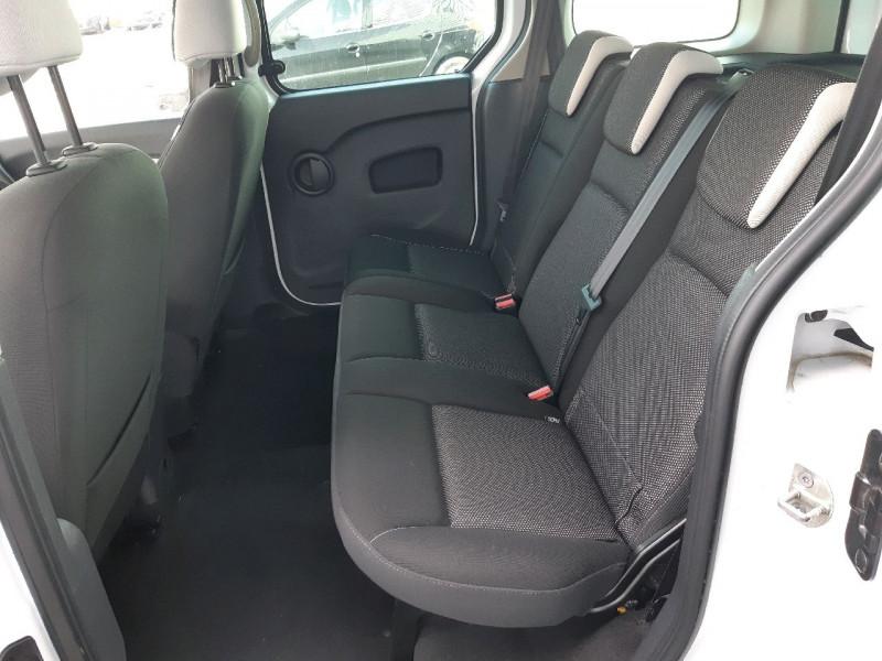 Photo 6 de l'offre de RENAULT KANGOO 1.5 DCI 90CH ZEN à 9290€ chez Carlyss automobiles Vitré