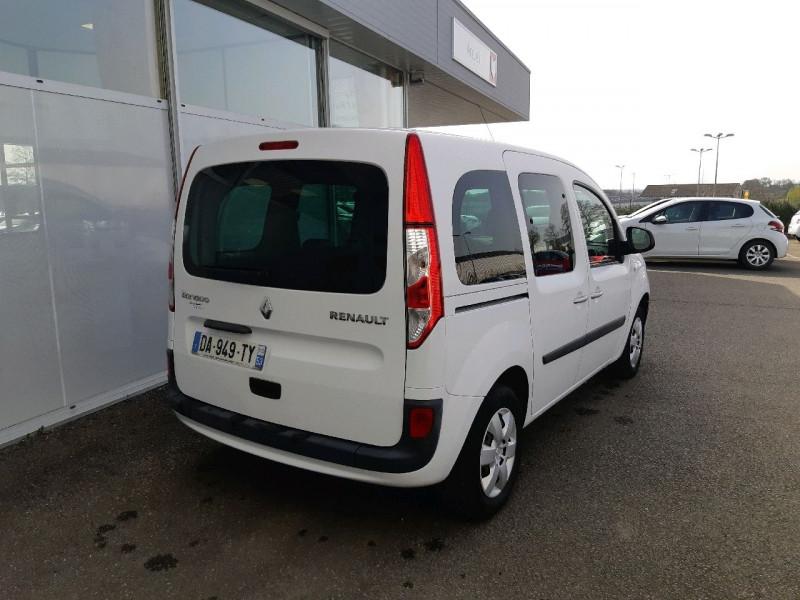Photo 3 de l'offre de RENAULT KANGOO 1.5 DCI 90CH ZEN à 9290€ chez Carlyss automobiles Vitré