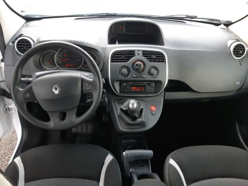 Photo 7 de l'offre de RENAULT KANGOO 1.5 DCI 90CH ZEN à 9290€ chez Carlyss automobiles Vitré