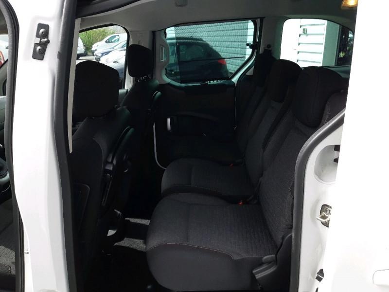 Photo 8 de l'offre de CITROEN BERLINGO BLUEHDI 120CH SHINE S&S 7 PLACES à 16290€ chez Carlyss automobiles Vitré