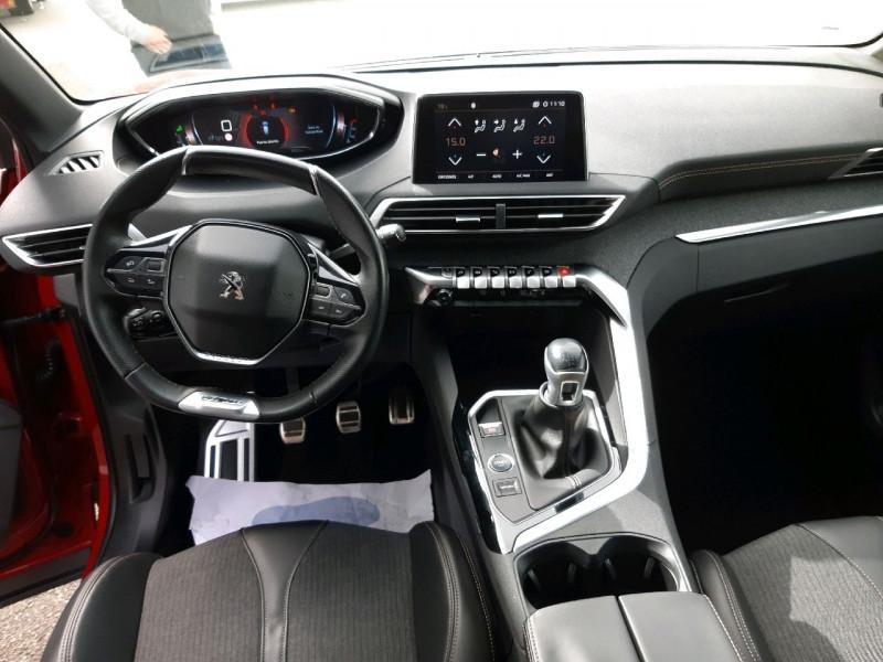 Photo 5 de l'offre de PEUGEOT 3008 1.5 BLUEHDI 130CH E6.C GT LINE S&S à 24790€ chez Carlyss automobiles Vitré