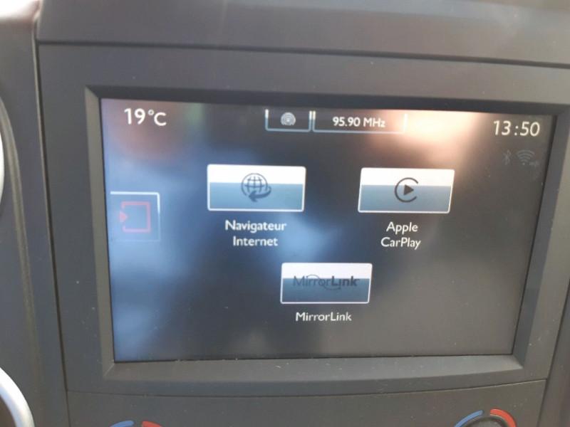 Photo 11 de l'offre de CITROEN BERLINGO BLUEHDI 120CH SHINE S&S 7 PLACES à 16290€ chez Carlyss automobiles Vitré