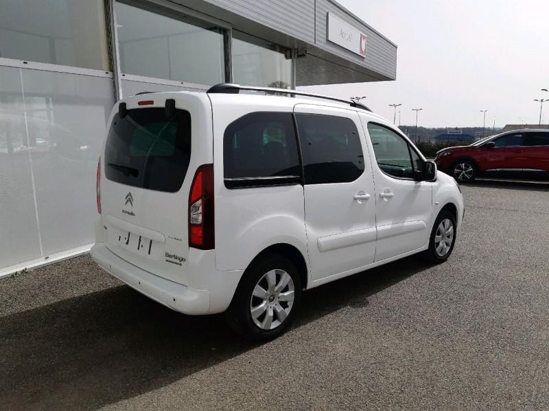 Photo 3 de l'offre de CITROEN BERLINGO BLUEHDI 120CH SHINE S&S 7 PLACES à 16290€ chez Carlyss automobiles Vitré