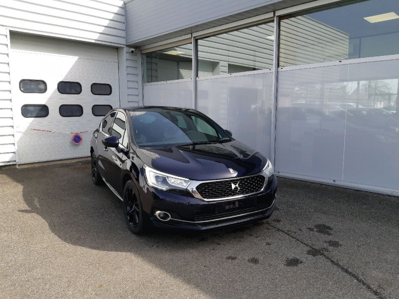 Photo 1 de l'offre de DS DS 4 BLUEHDI 150CH SO CHIC S&S à 9790€ chez Carlyss automobiles Vitré