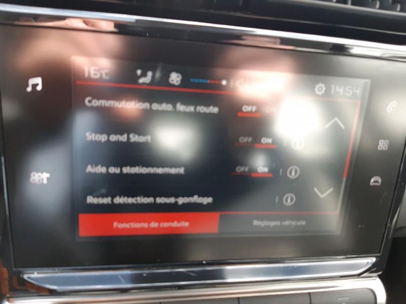 Photo 9 de l'offre de CITROEN C3 AIRCROSS BLUEHDI 120CH S&S FEEL à 15990€ chez Carlyss automobiles Vitré