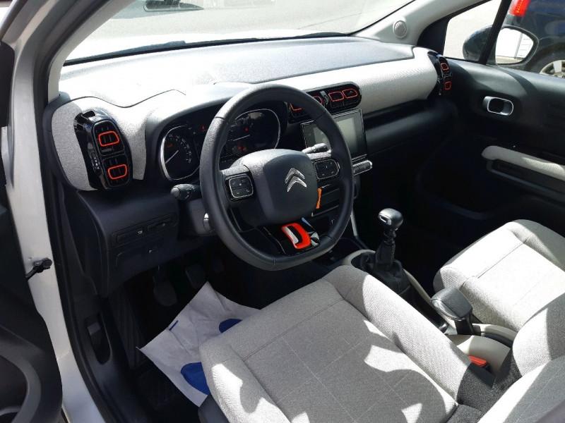 Photo 6 de l'offre de CITROEN C3 AIRCROSS BLUEHDI 120CH S&S FEEL à 15990€ chez Carlyss automobiles Vitré