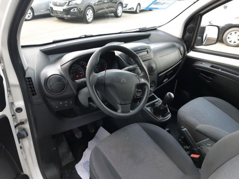 Photo 5 de l'offre de PEUGEOT BIPPER 117 L1 1.3 HDI 75CH PACK CLIM à 6990€ chez Carlyss automobiles Vitré