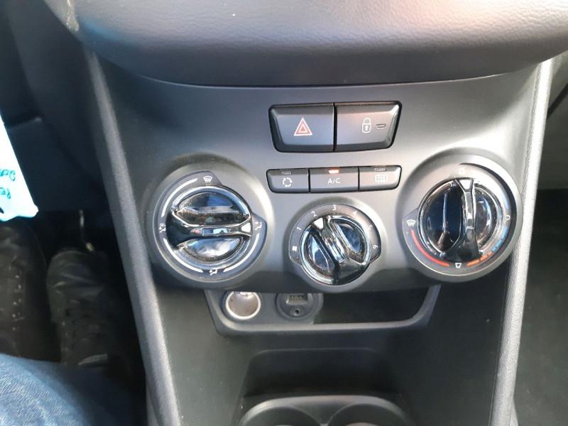 Photo 7 de l'offre de PEUGEOT 208 1.6 BLUEHDI 100CH ACTIVE 5P à 8990€ chez Carlyss automobiles Vitré